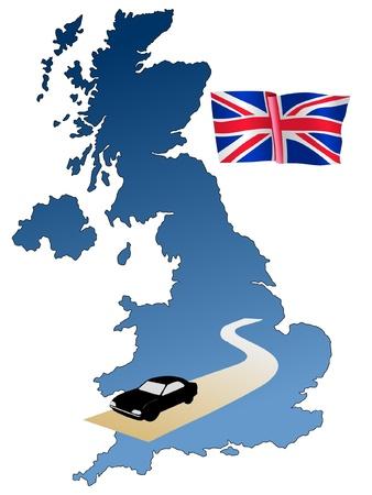 roads of UK