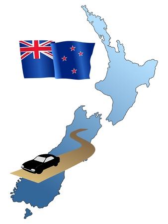 roads of New Zealand