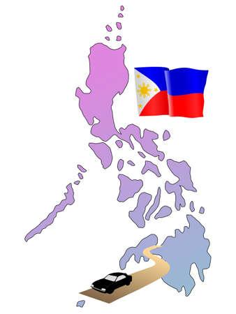 roads of Philippines