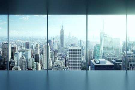 Foto de modern empty office interior - Imagen libre de derechos