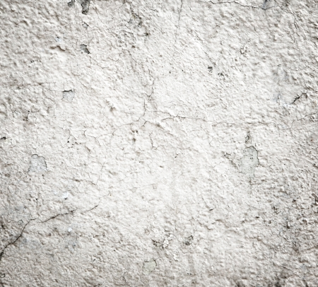 High Resolution White Concrete Wall Background