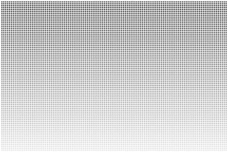 points grid grey gradient