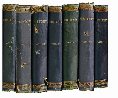 Old History Books
