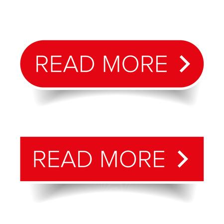 Illustration pour Read more button vector - image libre de droit