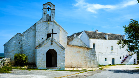The church of Santa Maria di Barsento and the adjacent farm, which was once a convent, are located in the area between Noci and Putignano in the province of Bari
