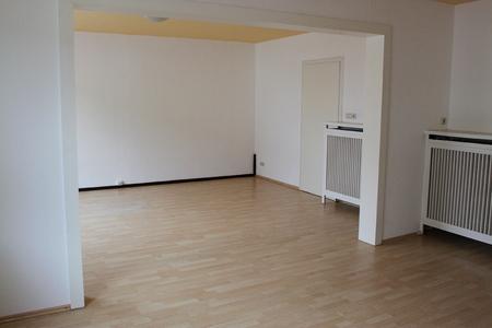 big empty double room