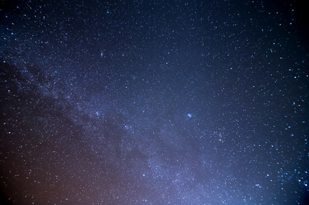 Photo for milky way galaxy - Royalty Free Image