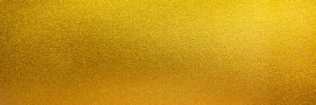 Foto de Metal texture background in gold.Panorama gold texture - Imagen libre de derechos