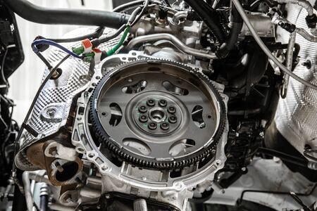 Photo pour flywheel for car automatic transmission - image libre de droit