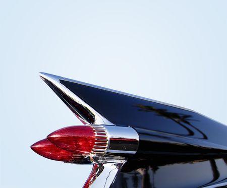 Classic 1950' American Car
