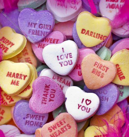 Valentibe Candy