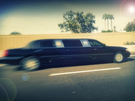 Limousine Service transport