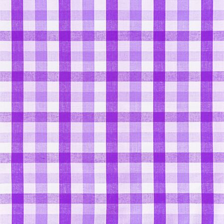 Purple table cloths texture or background, table chintz.