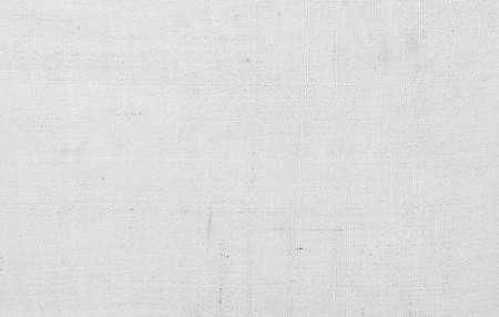 Photo pour White linen old fabric texture or background. - image libre de droit