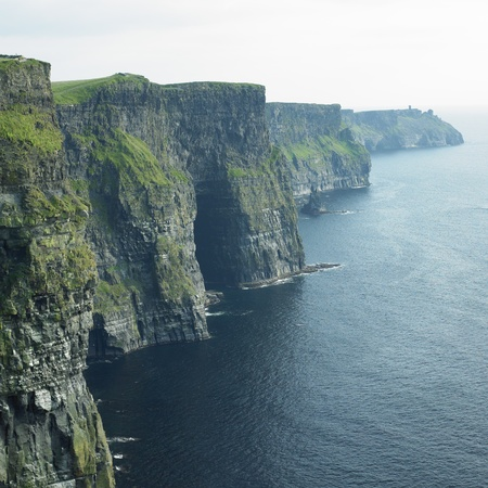 Cliffs of Moher Burren County Clare Ireland