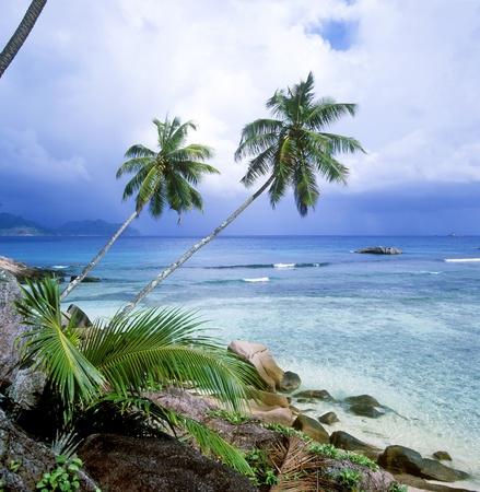 Anse Sévere La Digue Seychelles