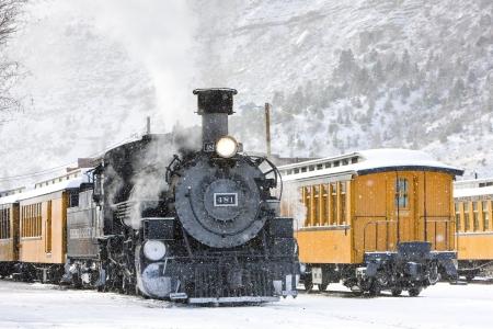 Durango and Silverton Narrow