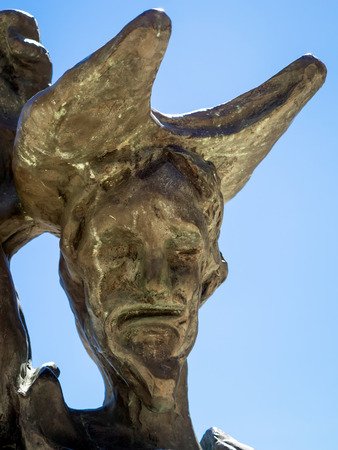 Salvador Dali sculpture in Marbella