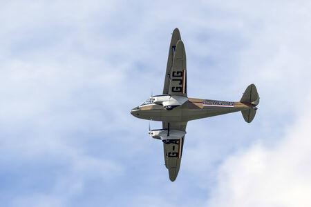 de Havilland DH89a Dragon Rapide