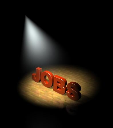 Spotlight on employment, jobs market