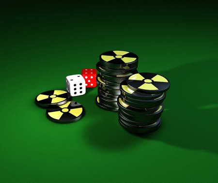 Nuclear gamble, risk factor