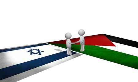 Peace between Palestine and Israel