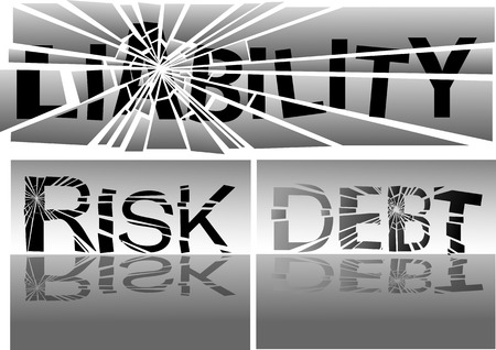 wipe liability , risk and Debt