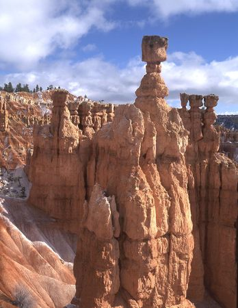 Thor's Hammer, Bryce Canyon National Park, UT