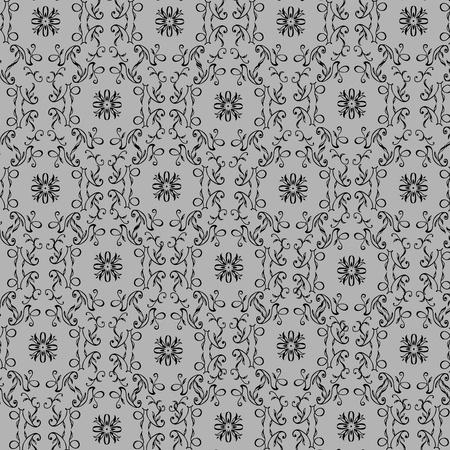 art nouveau pattern background