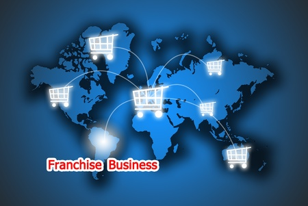The retail button franchise business in the world