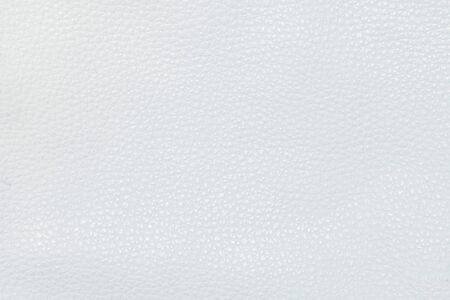 Foto de Abstract White Leather Texture used as luxury classic background or upholstery pattern sofa furniture, Leather dyeing industry product export for the country. Clean painted wall for publication space. - Imagen libre de derechos