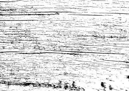 Illustration pour Black and white grunge. Distress overlay texture. Abstract surface dust and rough dirty wall background concept. Distress illustration simply place over object to create grunge effect. Vector - image libre de droit