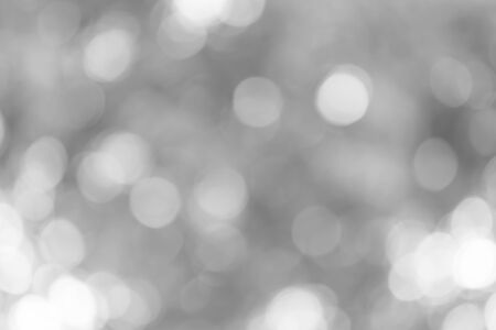 Photo pour gray abstract bokeh background from nature environment - image libre de droit