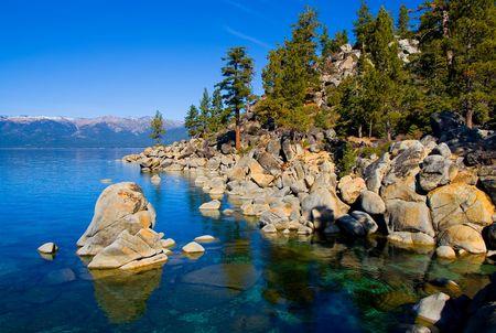 Lake Tahoe in Summer