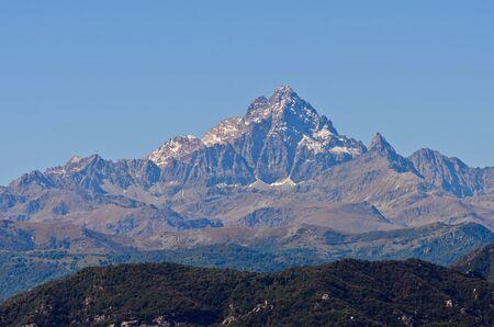 Mount Monviso - 3841 m s l m