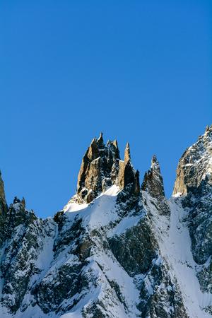 Spiers of Les Dames Anglaises - 3,601 m s l m