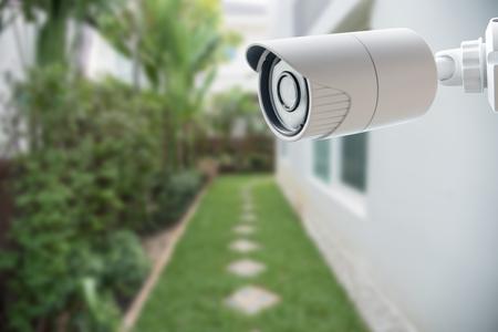 Foto für CCTV Security Camera - Lizenzfreies Bild