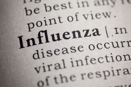 Fake Dictionary, Dictionary definition of the word influenza