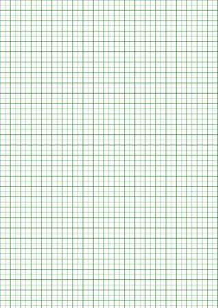 Foto de A4 size green paper, 1 cm wide, used in the production of advertising media - Imagen libre de derechos