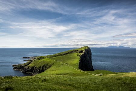 Foto per Neist Point on a sunny day - Immagine Royalty Free
