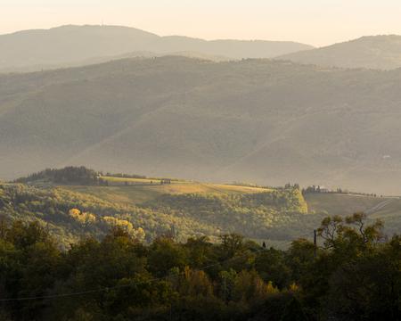 Foto per Hills of Tuscany - Immagine Royalty Free