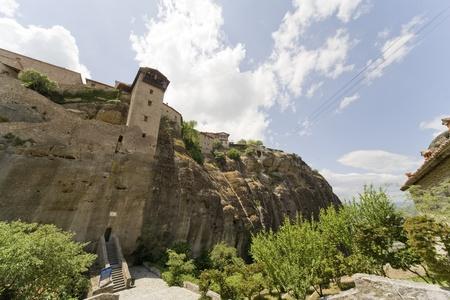 Meteora Kloester in Griechenland