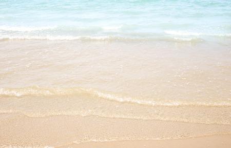 Ripple water wave in sea ocean.
