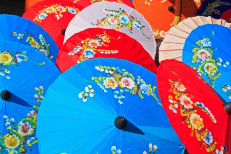 Asian umbrella s handmade umbrella