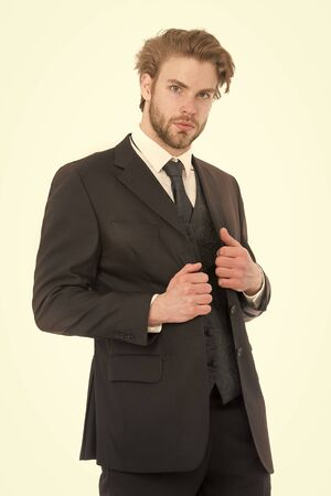 Photo for Man with business attire - Royalty Free Image