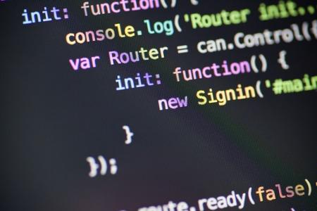 Javascript code lines