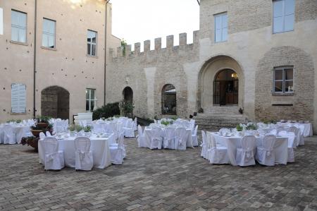 Foto per Matrimonio al Castello - Immagine Royalty Free
