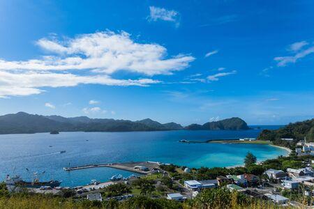 Photo pour The beautiful coast of Ogasawara - image libre de droit