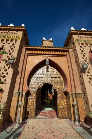 Close to Marrakesh, beautiful riad with mosaic and