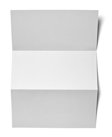 collection of various  blank white paper